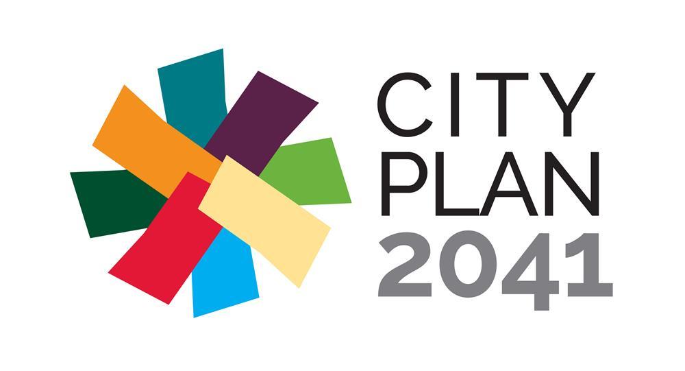 City Plan 2041 project identifier